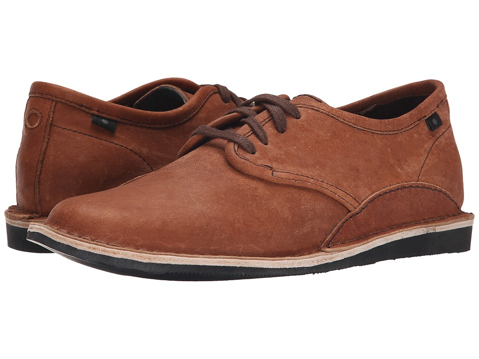Oliberte - Narivo (Brown Camel Leather) Men's Shoes