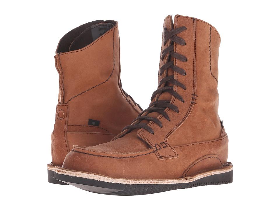 Oliberte Tompa (Brown Camel Leather) Men