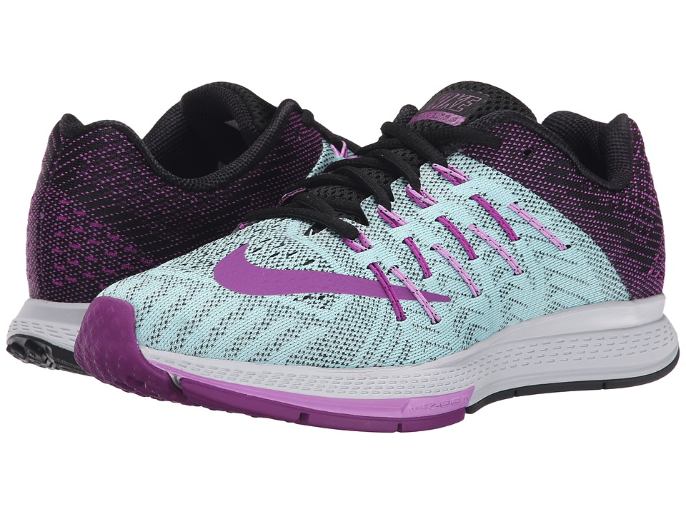 Nike - Air Zoom Elite 8 (Copa/Black/Fuchsia Glow/Vivid Purple) Women's Running Shoes