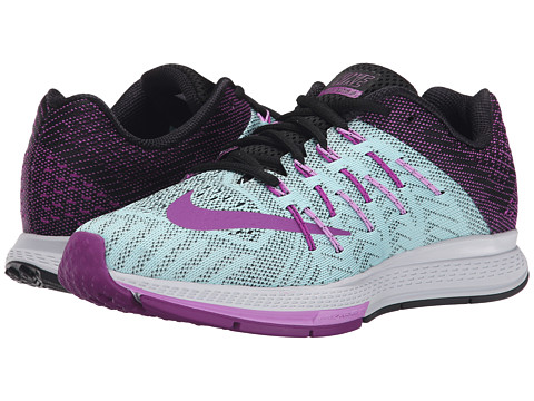 Nike - Air Zoom Elite 8 (Copa/Black/Fuchsia Glow/Vivid Purple) Women