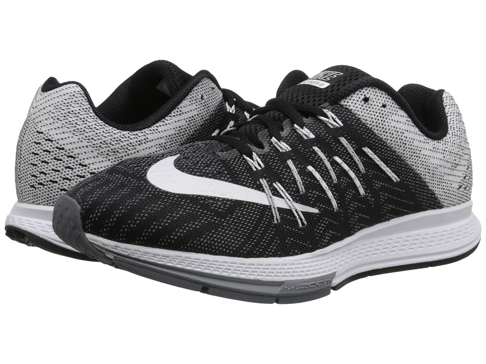 Nike - Air Zoom Elite 8 (Black/Wolf Grey/Dark Grey/White) Women's Running Shoes