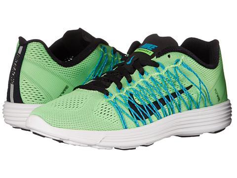 Nike - Lunaracer+ 3 (Voltage Green/Blue Lagoon/White/Black) Women