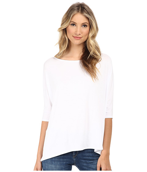 Brigitte Bailey - Sherry Top (White) Women's Clothing