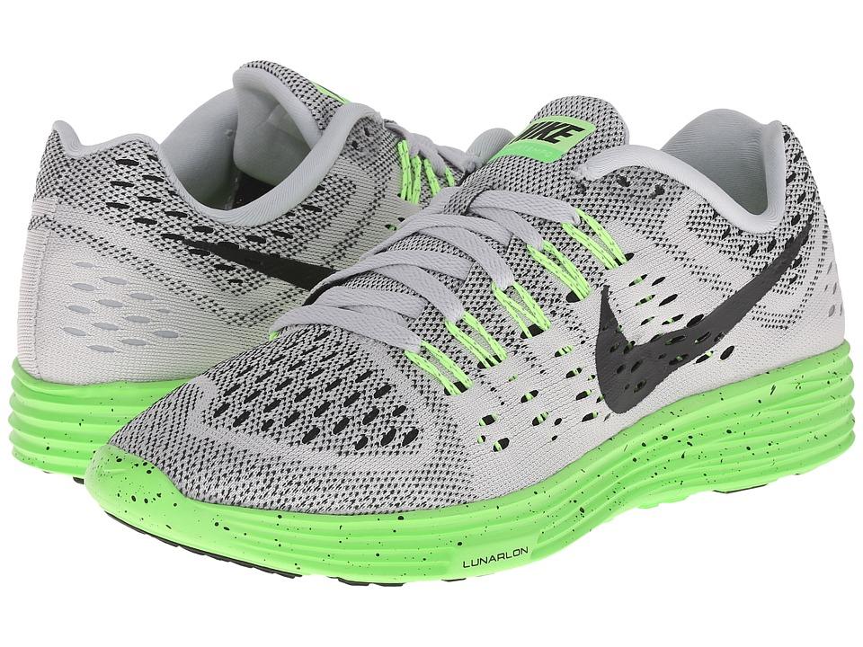 Nike LunarTempo (Pure Platinum/Green Strike/Ghost Green/Black) Women
