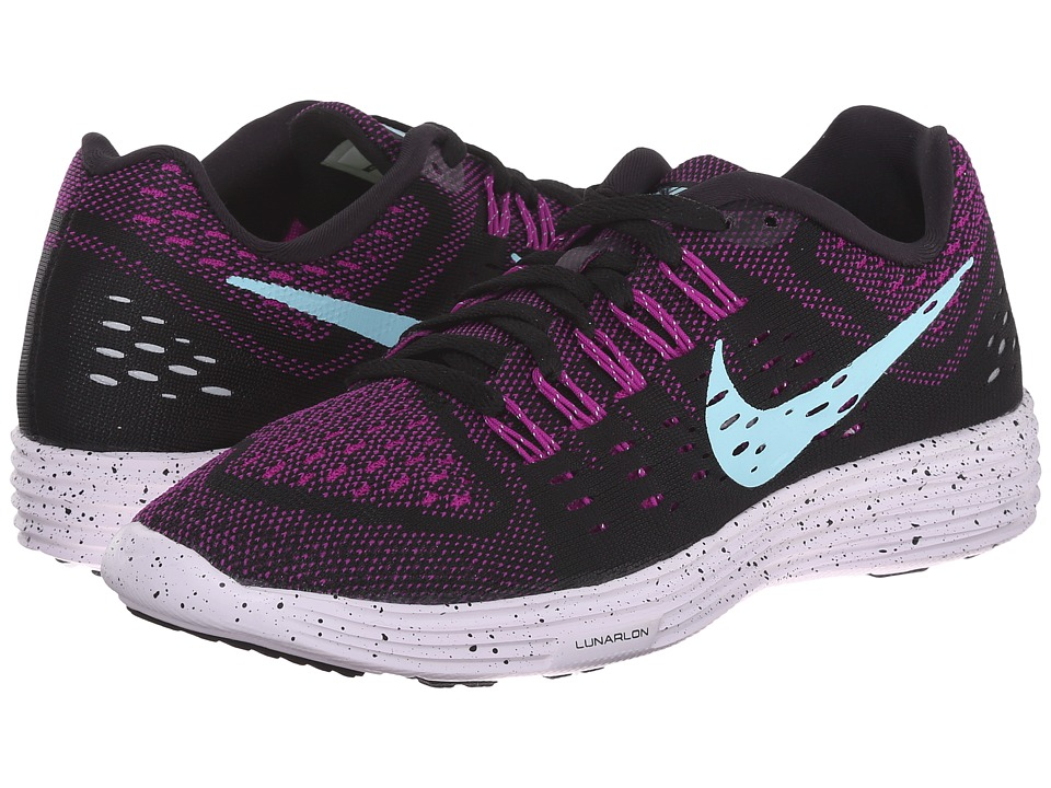 Nike - LunarTempo (Vivid Purple/Black/Light Violet/Copa) Women's Running Shoes