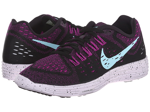 Nike - LunarTempo (Vivid Purple/Black/Light Violet/Copa) Women's Running Shoes