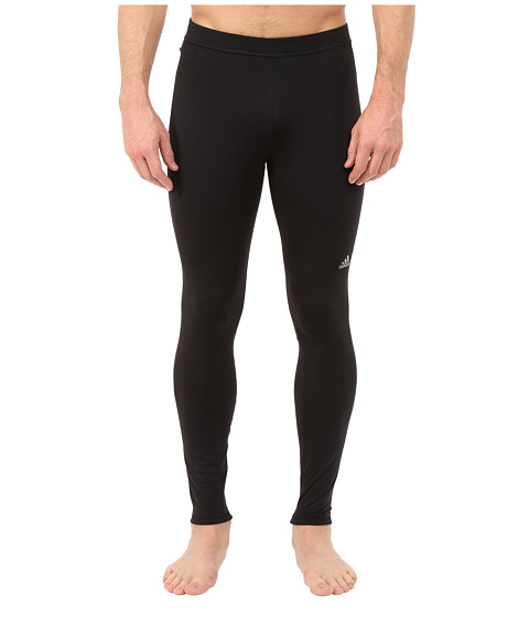 adidas - Sequentials CLIMAwarm Tights (Black) Men