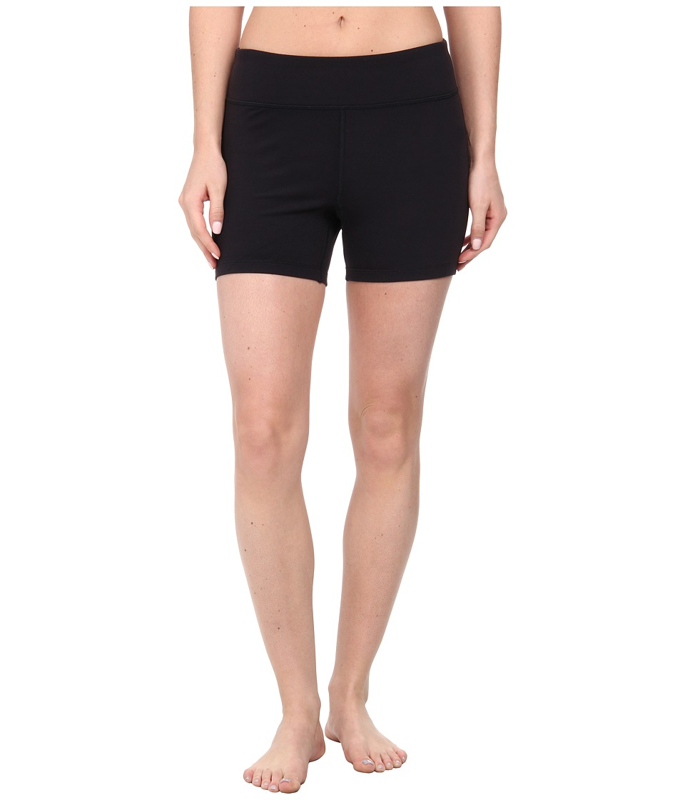 Fila - Essential Shorts (Black) Women's Shorts