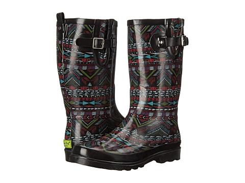 Western Chief - Mystic Tribal (Black) Women's Shoes