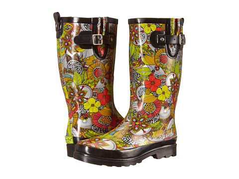Western Chief - Illustrative Style (Multi) Women's Shoes