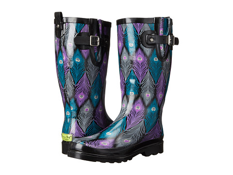 Western Chief - Peacock Bright (Black) Women