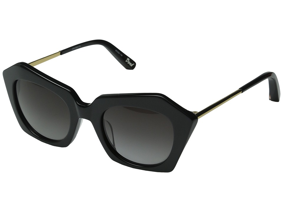 Elizabeth and James - Bond (Charcoal/Smoke Gradient Lens) Fashion Sunglasses