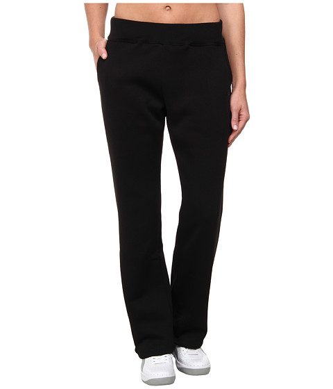 Fila - Perfect Plaited Pants (Black) Women's Casual Pants