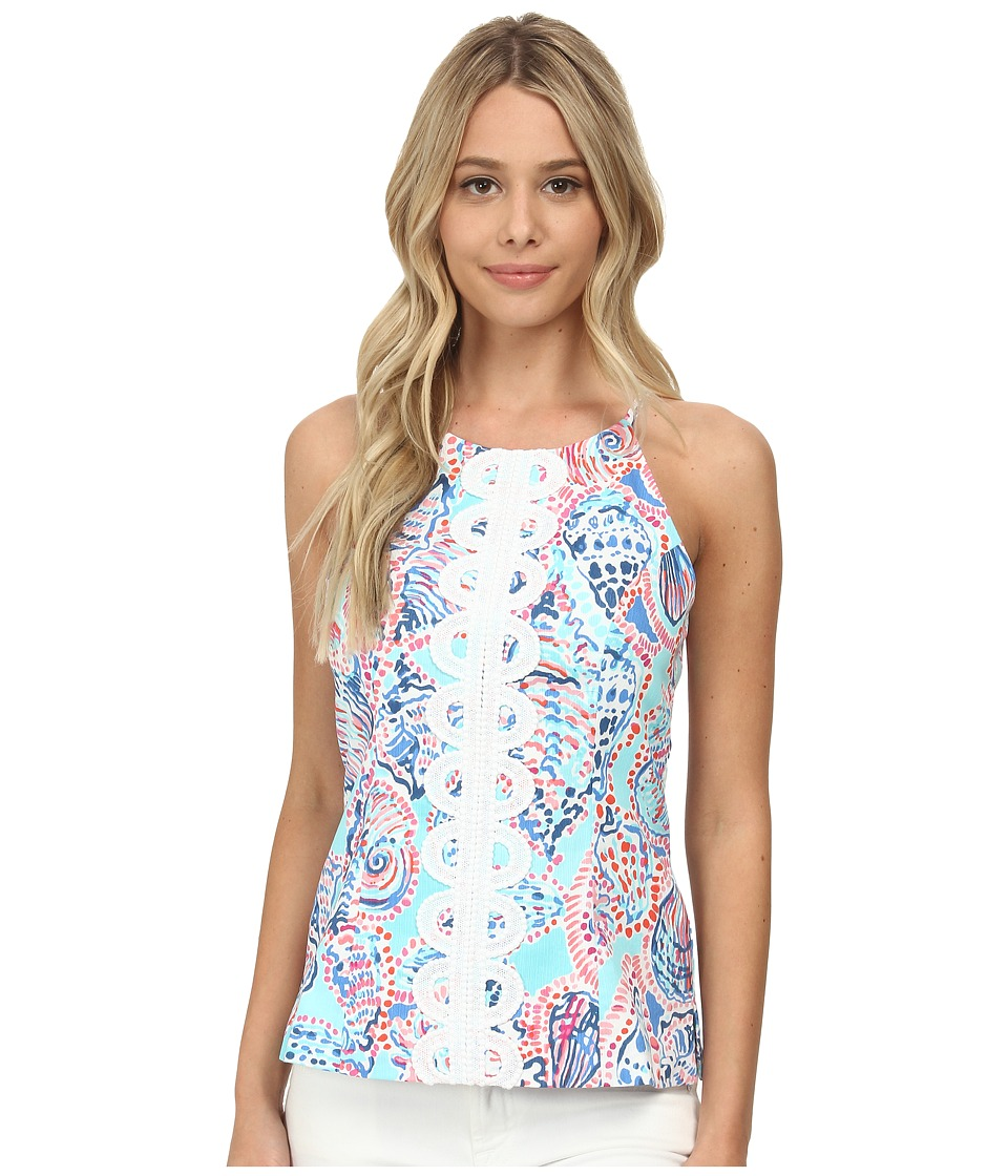Lilly Pulitzer - Annabelle Top (Multi) Women's Clothing