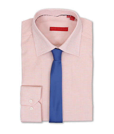 Report Collection - Dress Shirt 209311 (Orange) Men