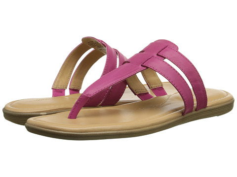 Rockport - Jeanie Double Strap Thong (Pink) Women's Shoes