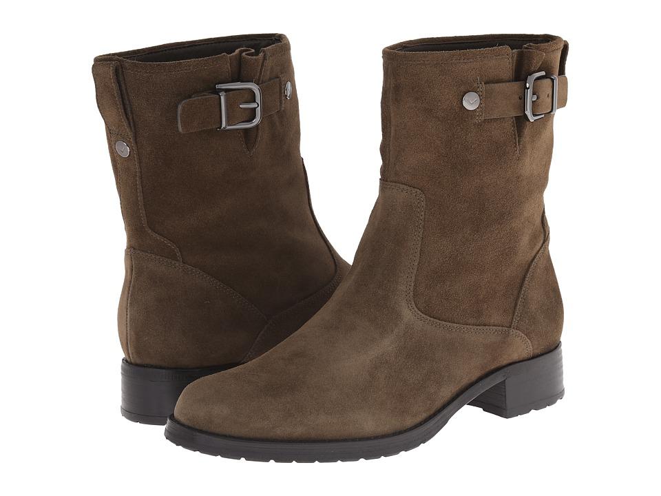 Via Spiga - Kiana (Military Sport Suede) Women's Pull-on Boots