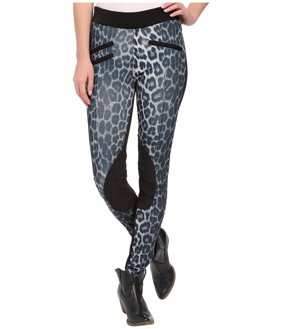 Tasha Polizzi - Equestrian Pants (Leopard) Women's Casual Pants