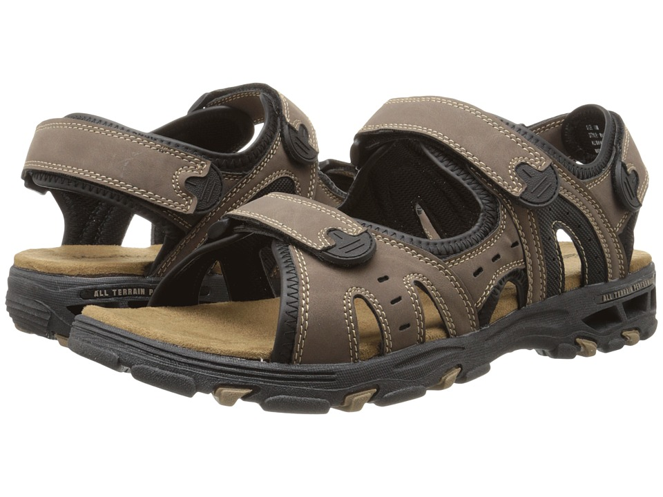 Maine Woods - Wayne (Brown) Men's Sandals