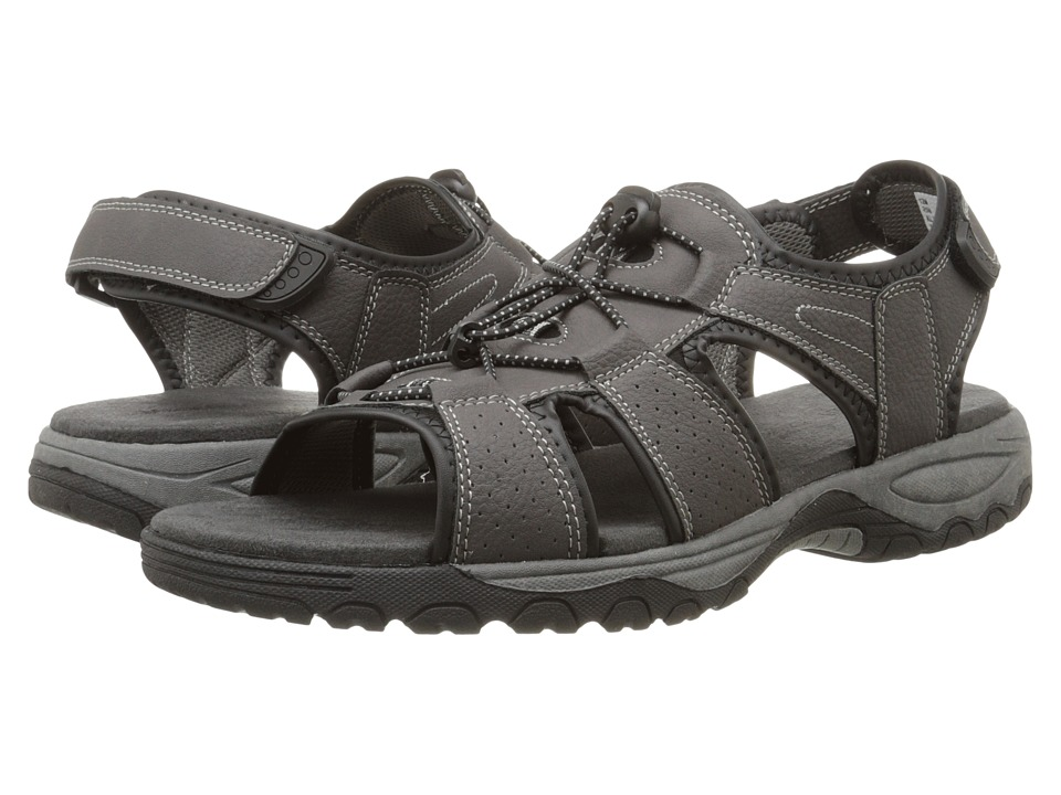 Maine Woods - Ryan (Grey) Men's Sandals
