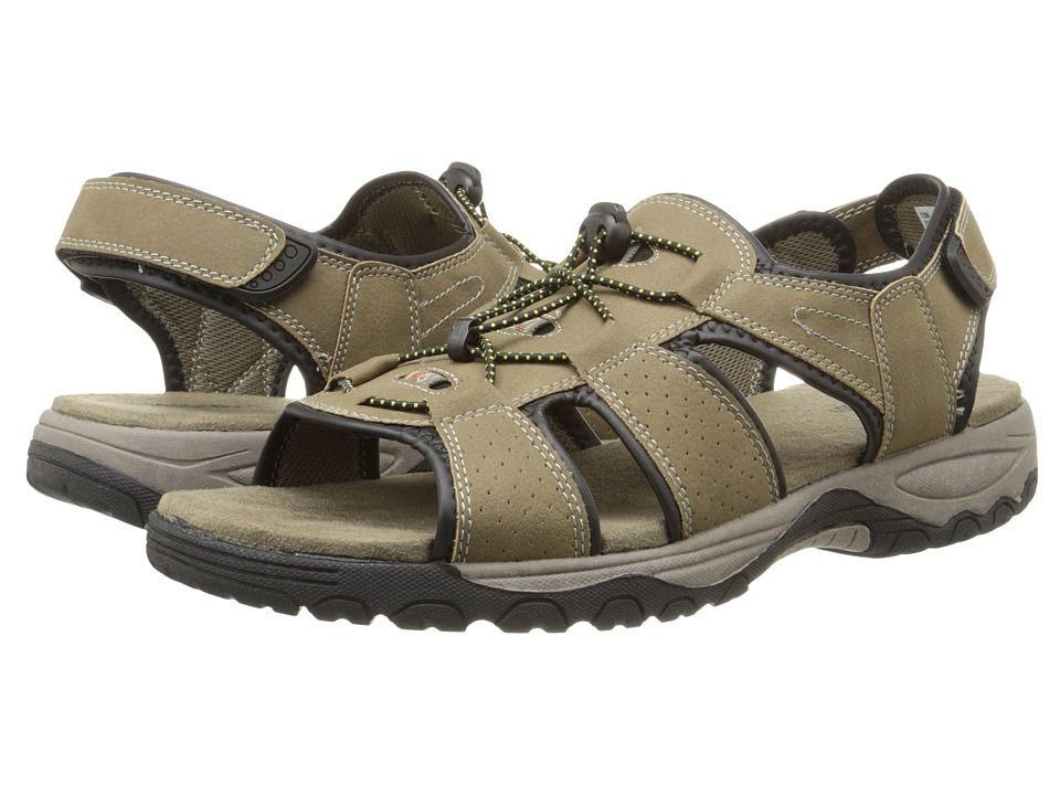Maine Woods - Ryan (Tan) Men's Sandals