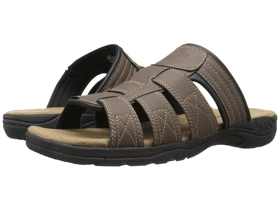 Maine Woods - Shells (Brown) Men's Sandals