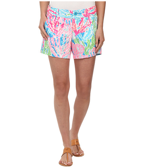 Lilly Pulitzer - Callahan Short (Turquoise) Women