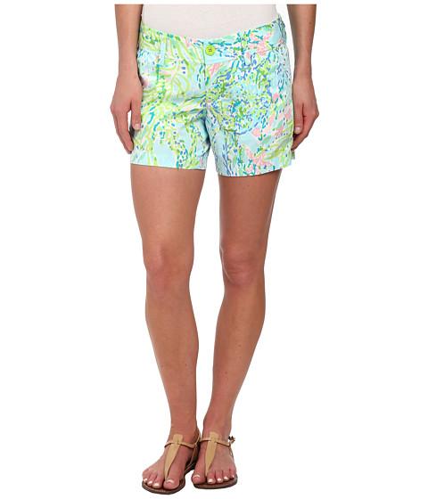 Lilly Pulitzer - Callahan Short (Skye Blue) Women's Shorts