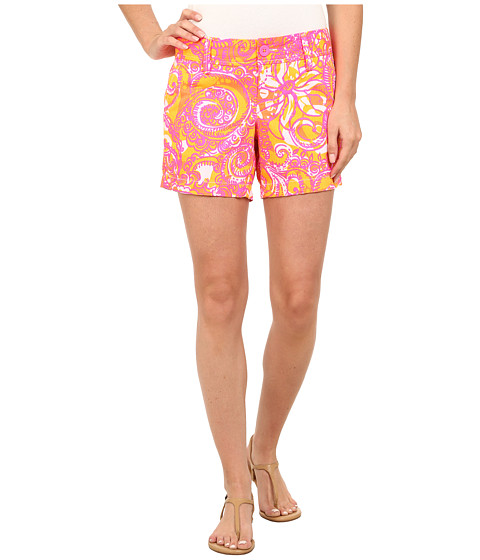 Lilly Pulitzer - Callahan Short (Sunshine Yellow) Women