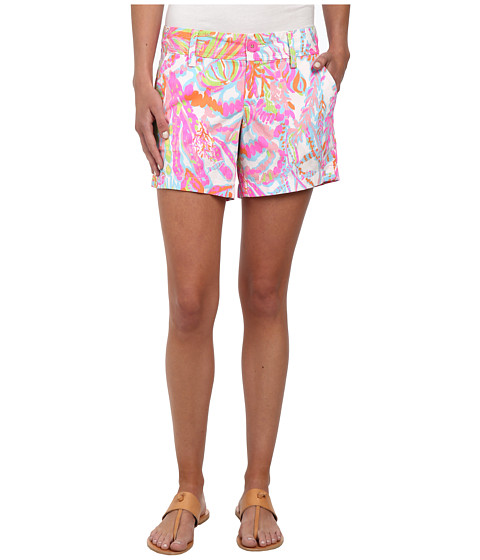 Lilly Pulitzer - Callahan Short (Resort White) Women's Shorts