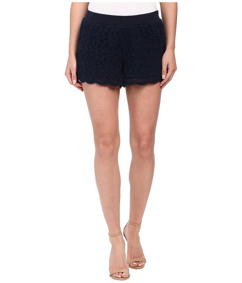 Lilly Pulitzer - Lacie Shorts (True Navy) Women