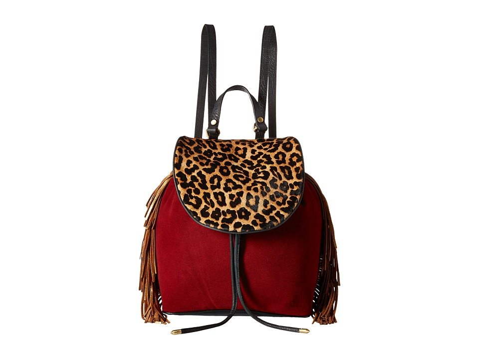 Sam Edelman - Fifi Backpack (Brown/Rust/Black/Bronze) Backpack Bags