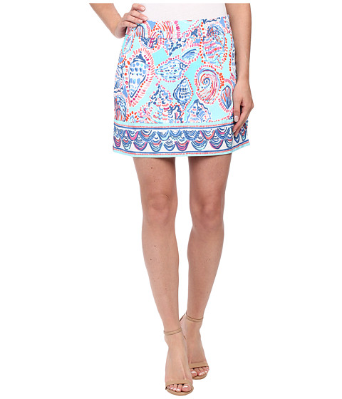 Lilly Pulitzer - Marigold Skort (Multi Shell Me About It Engineered) Women