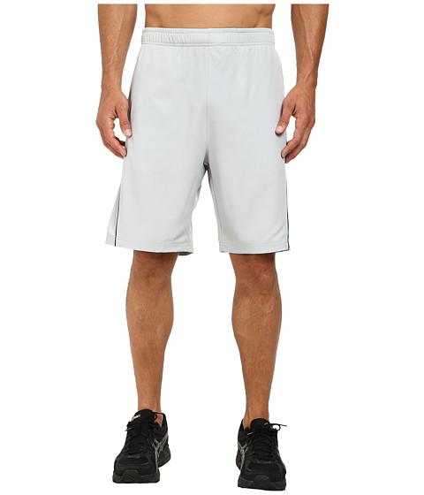 Fila - Woven Piped Shorts (High Rise/Black) Men's Shorts