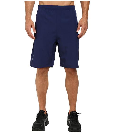 Fila - Woven Piped Shorts (Navy Power/White) Men's Shorts