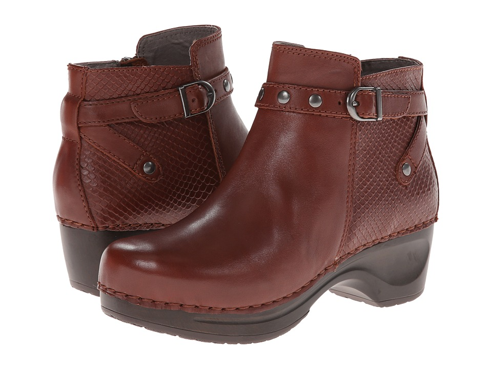 Sanita - Dakota (Brown) Women's Boots