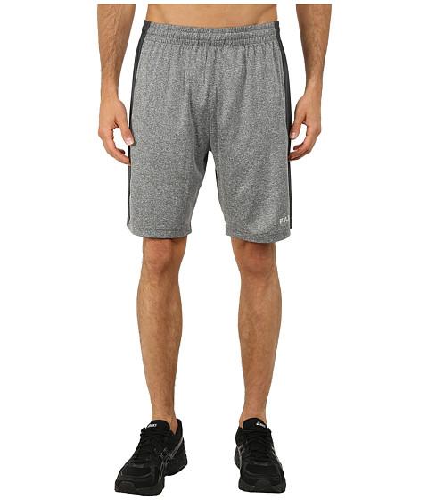 Fila - Gym Rat Shorts (Varsity Heather/Black) Men