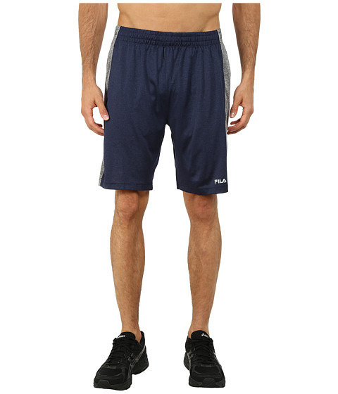 Fila - Gym Rat Shorts (Peacoat Heather) Men