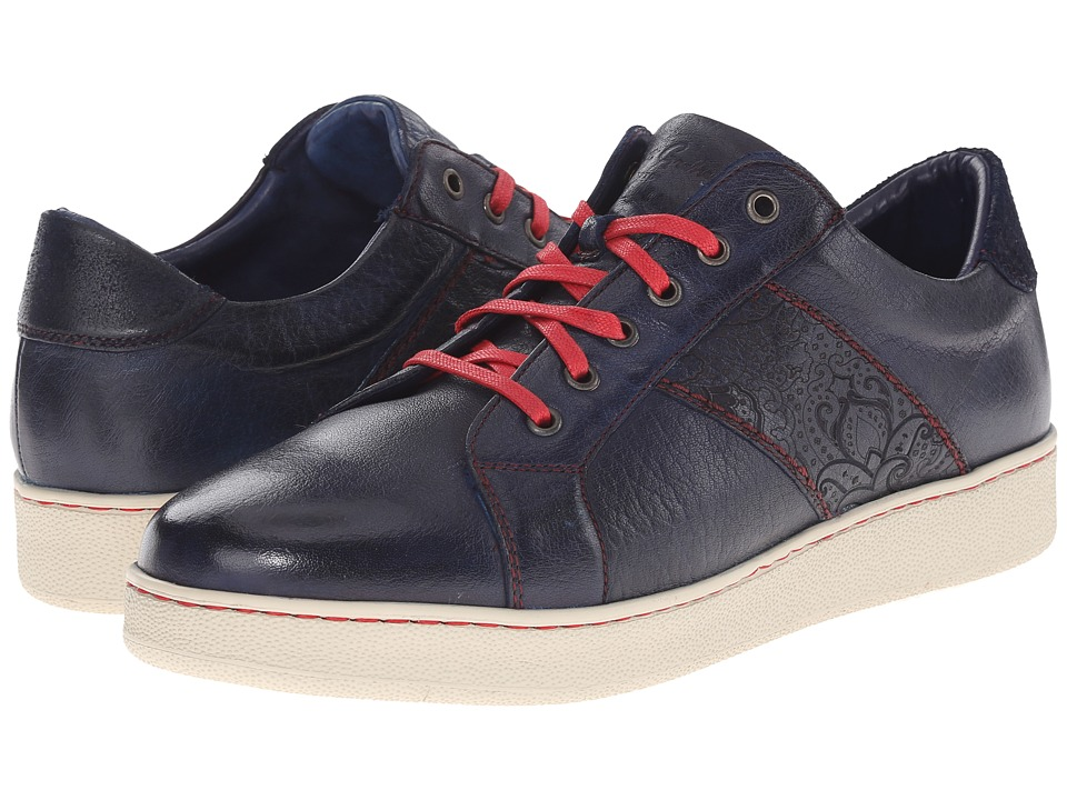 Robert Graham - Murphy (Blue) Men's Shoes
