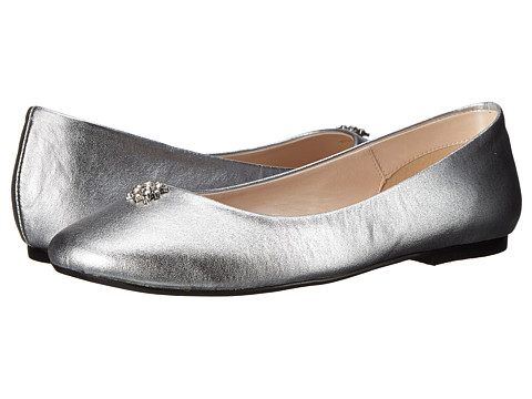 Caparros - Windfall (Silver Metallic) Women's Flat Shoes