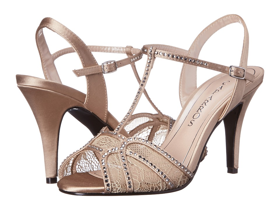 Caparros Whistler (Nude Lace) High Heels