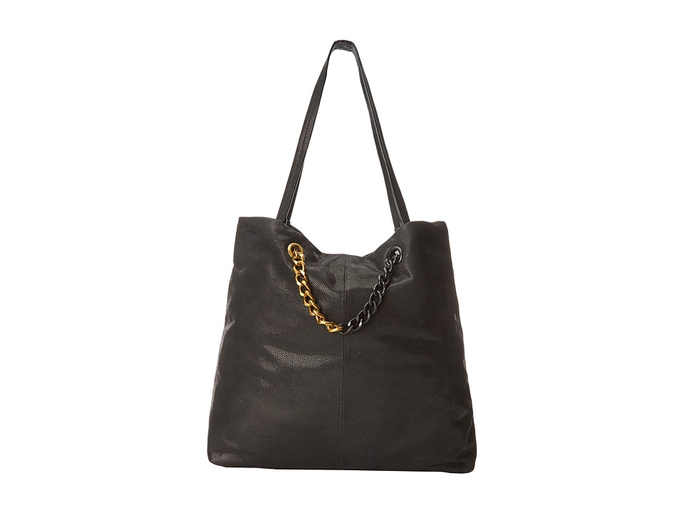 Elliott Lucca - Helene Soft Tote (Black) Tote Handbags