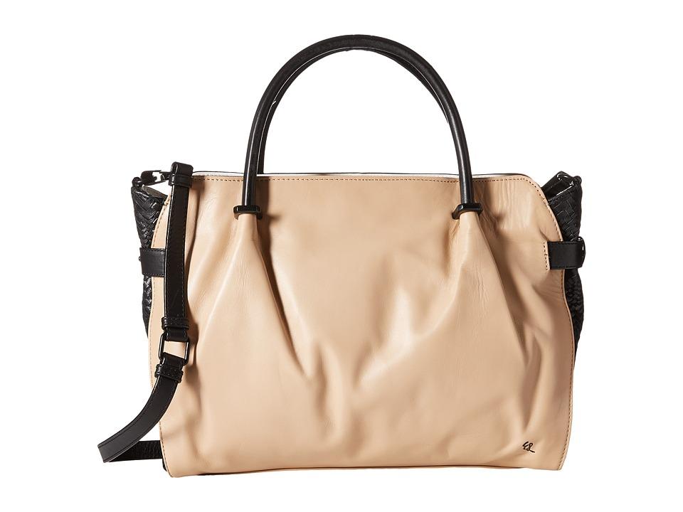 Elliott Lucca - Bali '89 Lisette Shopper (Desert Color Block) Tote Handbags
