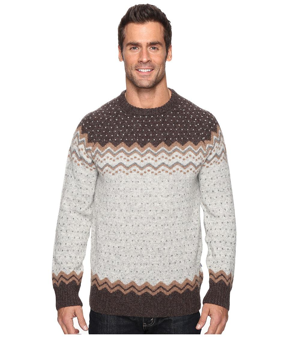Fj llr ven - vik Knit Sweater (Sand) Men's Sweater