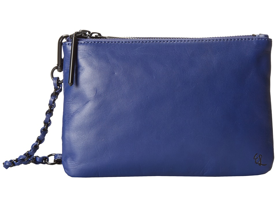 Elliott Lucca - Sacha Triple Compartment Clutch (River) Clutch Handbags