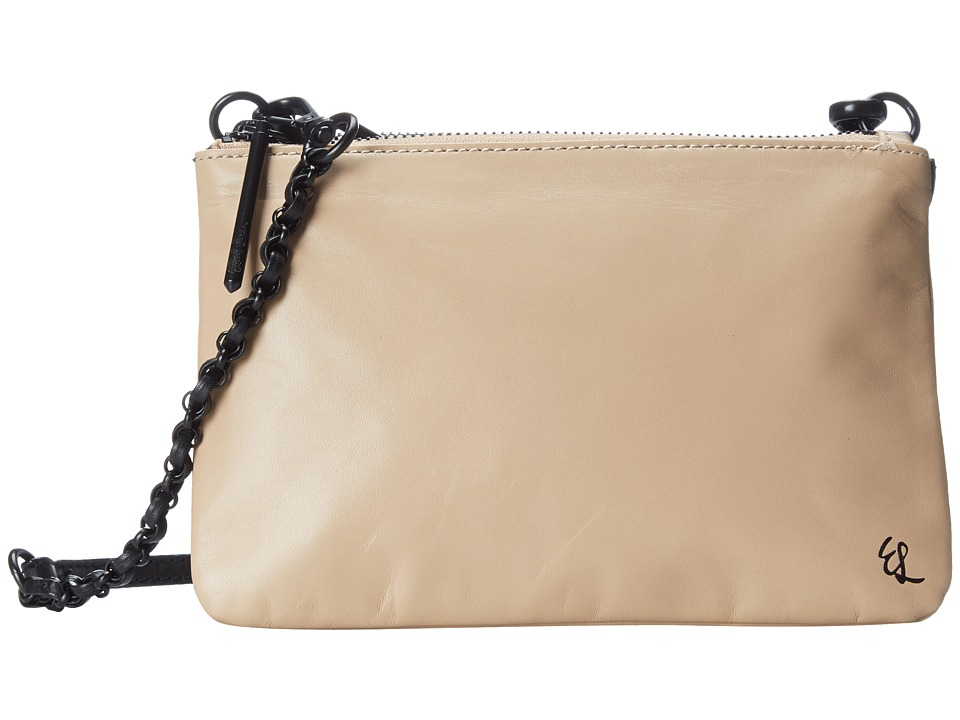 Elliott Lucca - Sacha Triple Compartment Clutch (Desert Color Block) Clutch Handbags