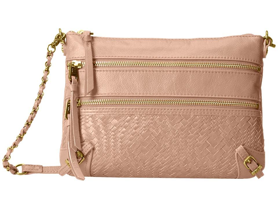 Elliott Lucca - Bali '89 3 Zip Clutch (Desert Devi) Clutch Handbags