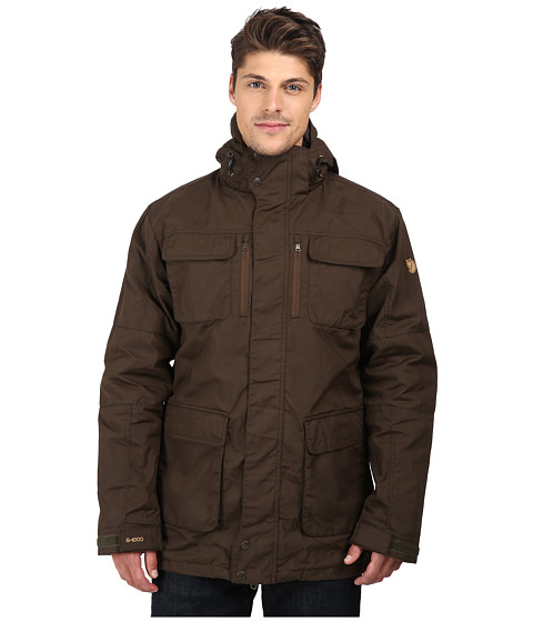 Fj llr ven - Montt 3-in-1 Hydratic Jacket (Dark Olive) Men's Coat