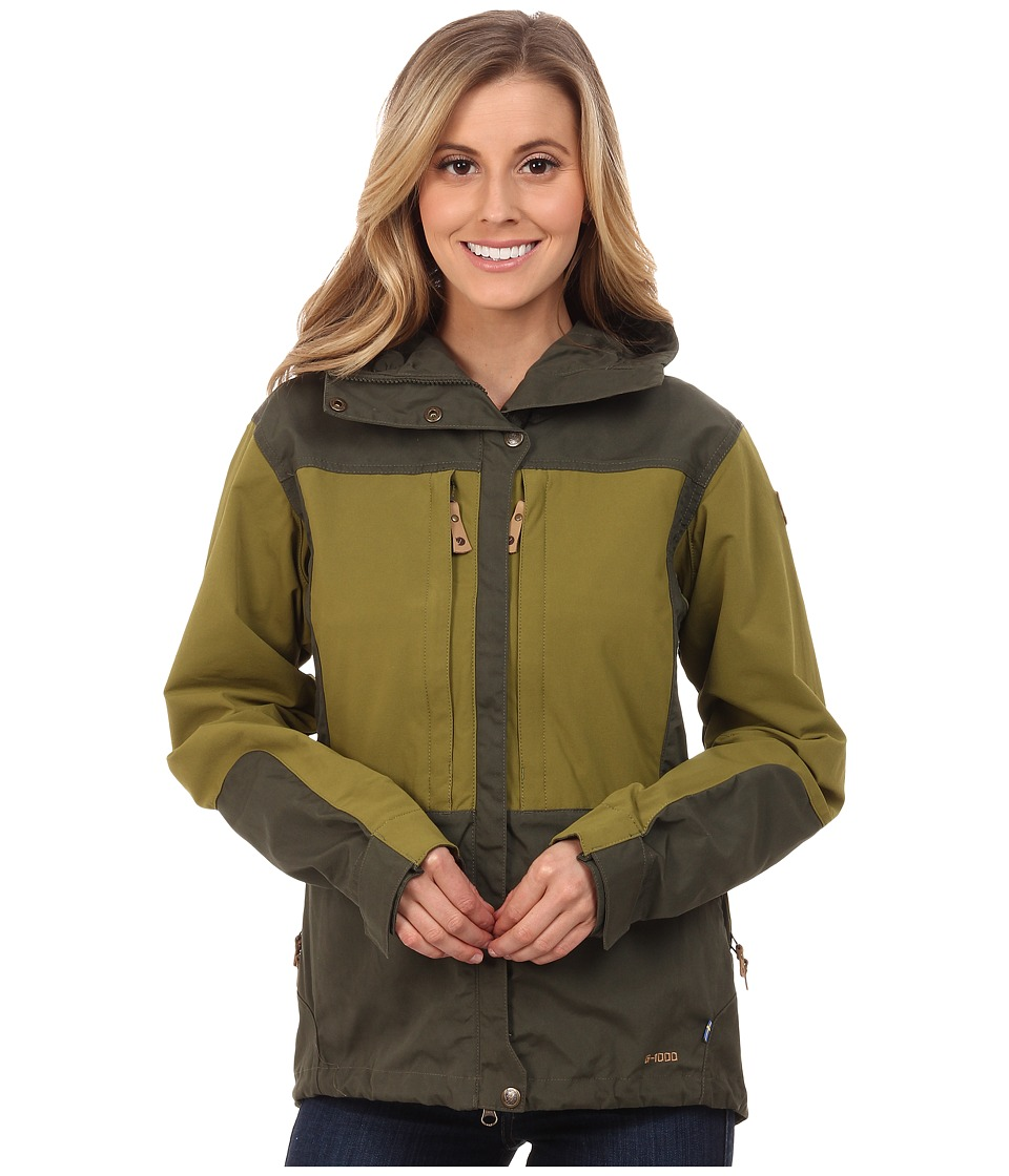 Fjallraven - Keb Jacket (Olive) Women's Coat