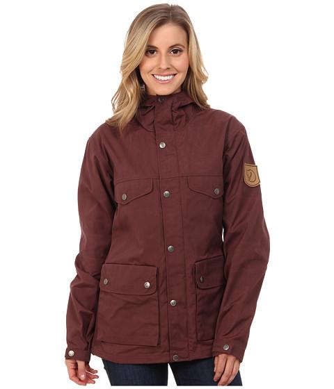 Fj llr ven - Greenland Jacket (Burnt Red) Women's Coat